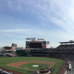 Good morning, from #Nats Park! http://t.co/Bmtpcecuh7