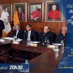 No se pierda hoy 20h30 el Especial del anuncio de la visita de @Pontifex_es a #Ecuador por @CiudadanoTv_ec http://t.co/3Zh9fZec8e