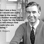 Comey quotes Mr. Rogers. #OKStandard http://t.co/0MU0eeCFQY