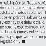 Pérez Yoma dice q todos sabían de boletas truchas, no hizo nada pa solucionarlo, pero sale a decir qué hacer hoy. http://t.co/LzhOvQiJHb