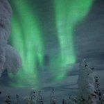 Video: The magic of the Northern Lights (via @CBSSunday) nda http://t.co/Iy5aVyvkm8 http://t.co/47tXGO58J7