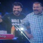 RT @anjaan_deva: @Premgiamaren & @dirvenkatprabhu  in zee tamil in jeans program .. masss...
