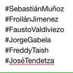 Así luce la lista de ASESINATOS IMPUNES desde hace varios meses/años... sinceramente, no hay urgencia ¿no @ppsesa ? http://t.co/6w6tHBV5Ap