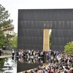 Hope and serenity: Oklahoma City bombing remembered 20 years later http://t.co/DTpZB90aRA http://t.co/iC3H2801FR