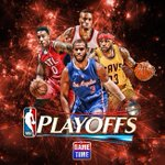 RT @NBATV: GameTime gets you ready for a huge day of #NBAPlayoffs action – tune in NEXT!
