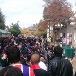 Gran Asistencia de Colocolinos. http://t.co/VFNGavwSEf