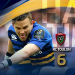 HALF-TIME in Marseille and three @MadiganIan penalties give @leinsterrugby the edge over @RCTofficiel #ChampionsCup http://t.co/rMDwxVQ7y8