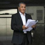 SQM: Julio Ponce negó conocer aportes a campañas políticas http://t.co/hcZBiU4iSl http://t.co/Zd8xEha2wy