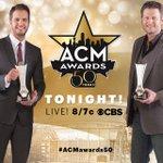 TONIGHT. CBS. 50th ACM Awards. #ACMawards50 http://t.co/PAMiGXM28c