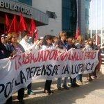 Fenats ratifica paro indefinido en tres hospitales del Bío Bío http://t.co/AqesywsQPx http://t.co/ZFnjCl4l3N