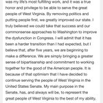 Joe Manchin says hell stay in the Senate (and pass up a run for governor). http://t.co/YrHqBHAK9n