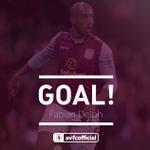 GOAL GOAL GOAL!!!!! 2-1 Villa! Fabian Delph! http://t.co/LxMcWWyEYb