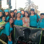 #EnTodoEstareTour las mejores energías para este tour. Desde #chile con la alcaldesa de #qtanormal @CHAYANNEMUSIC http://t.co/sxsjbta9KV