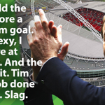 Tim Sherwood modestly reacts to that Aston Villa goal... http://t.co/MsVWfMHxgA
