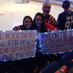 These gals ❤️ #CapsRoomies…who doesn't? #CapsIsles #RocktheRed http://t.co/YsKruFOPxn