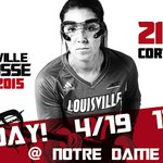 Game day! #14 Louisville @ #10 Notre Dame; 12PM. Free live video: http://t.co/DsguDVytsY. #knowyOURwhy #impACCt #L1C4 http://t.co/1uGAlJh4CF