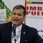"""Correa: """"Unidad de América Latina impedirá acciones injerencistas de EEUU contra Venezuela"""" #ForoSaoPauloNosApoya http://t.co/wveWDkSc8y"""