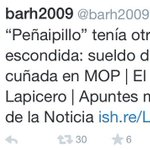 El nepotismo #bacheletiano sigue. #Chile http://t.co/DdHOT0GJh6