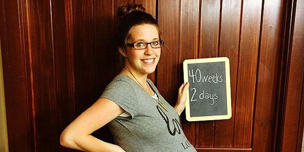 Now that BabyDilly is here, let's relive Jill Dillard's pregnancy 19Kids @TLC