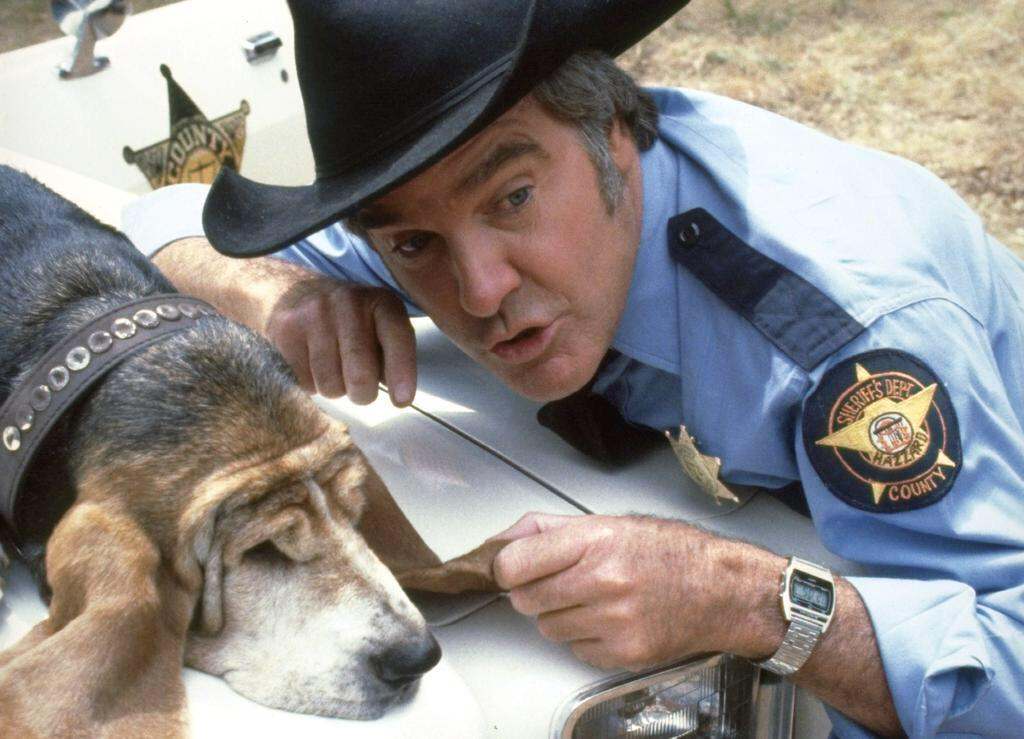 The sad death of James Best (aka Sheriff Roscoe P. Coltrane) has made the BBC news. God bless dem Dook bwoys! http://t.co/LhKa2DqATU