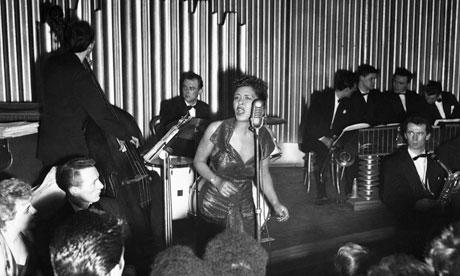 Happy 100th Birthday to the one-and-only Billie Holiday! http://t.co/qutPdHYi2b