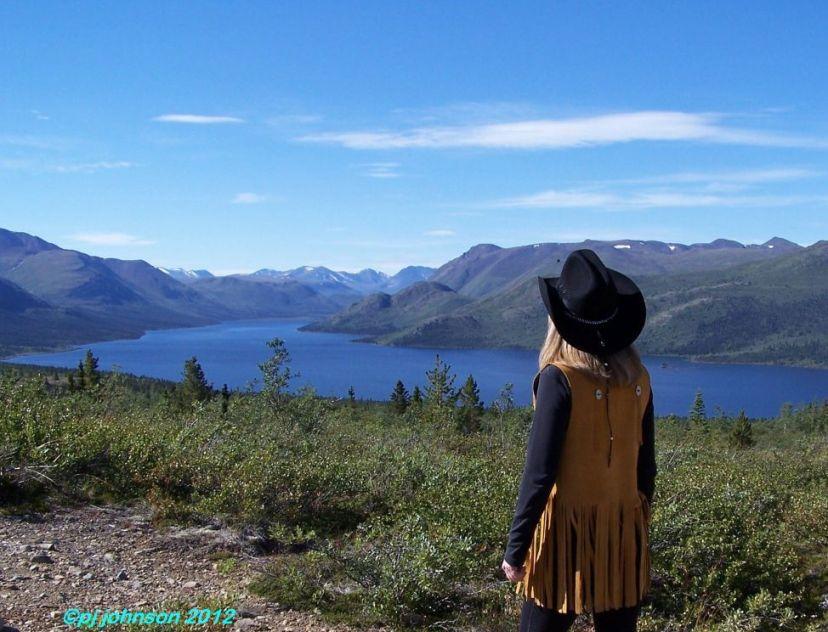 It's #NationalPoetryMonth! Visit #Yukon Poet Laureate pj johnson Click ~> http://t.co/EVUMUbOs65 http://t.co/ewk5OP0vPI