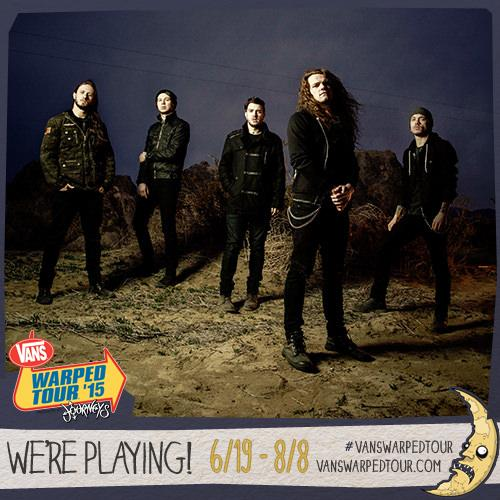 SO stoked to announce we're joining @VansWarpedTour 2015!! Get get your tickets http://t.co/saSM1xZ0MI http://t.co/90vWNkduSO