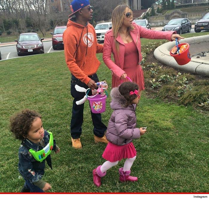 Are Mariah Carey & Nick Cannon getting back together??