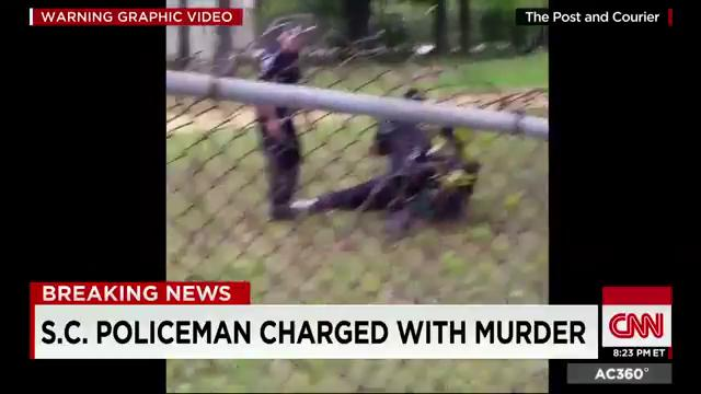 Unless there is a video, like this video, African Americans are just not believed - @VanJones68 on #WalterScott http://t.co/29TrhiZJyw
