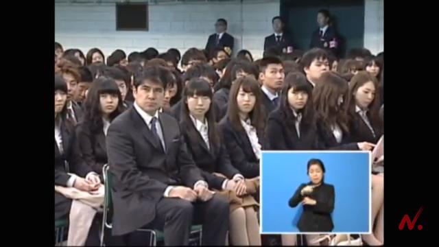 平成27年度日本大学入学式【第1部】よりスナップ #nichidai https://t.co/IzRMPTUK00 http://t.co/pgWLBrKsRI