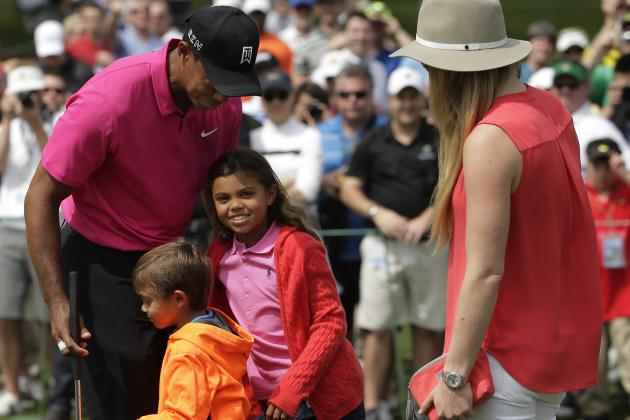 RT @BleacherReport: Tiger Woods? two children will caddie for him during the #Masters2015 Par 3 Contest http://t.co/Tq1C1zkDlU http://t.co/?