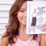 Gorg! ❤️ RT @CrystleLampitt: I have a maniacal obsession w/G. Career/family, fashion icon, survivor. #GoingOffScript http://t.co/34df5IWmYD