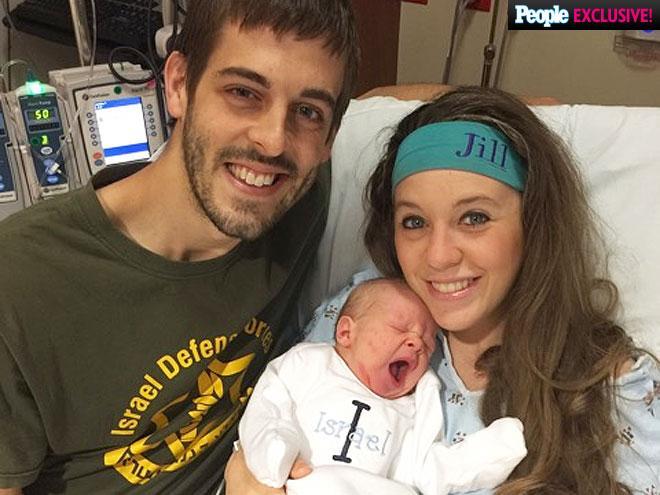 The story behind Jill and Derick Dillard's unique baby name, Israel David Dillard 19Kids @TLC