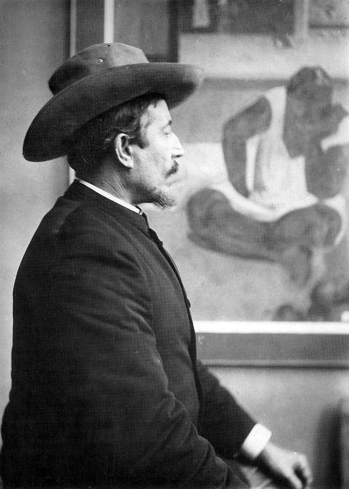 """Art is either plagiarism or revolution.""  Paul Gaugin. http://t.co/3SThQ6CDAQ"