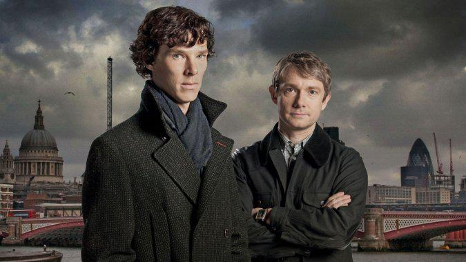 BAFTATV Nominations: Benedict Cumberbatch Gets Third Nod for