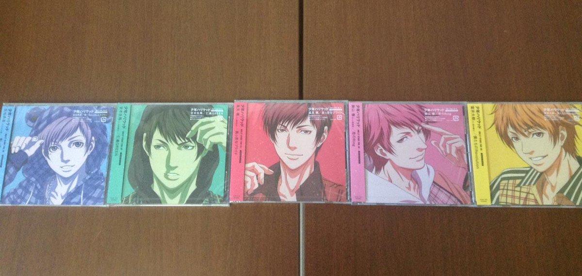 マッキーのシングルが発売です。これでようやく全員が揃いましたね。BD/DVDはもう少しお待ちを。 #shohari