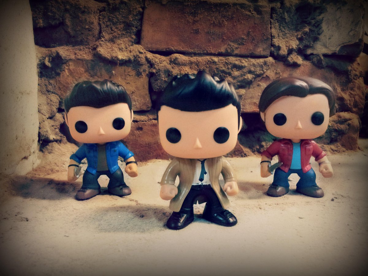 #Sam #Dean and #Castiel are available at http://t.co/7PX41DfpJj! ReTweet for a chance at FREE TEE! #winchesters http://t.co/WTgylpcmyg