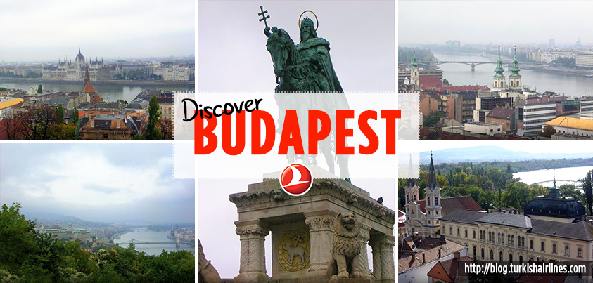 Take a historical journey into the city of Budapest with Eda Işıkoğlu in our blog at