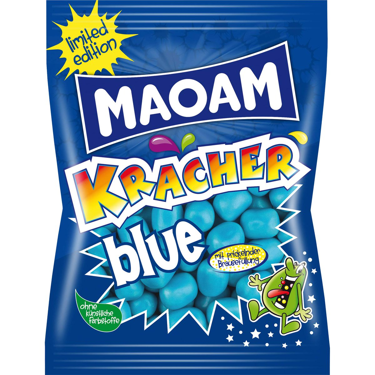 Haribo kracher blue