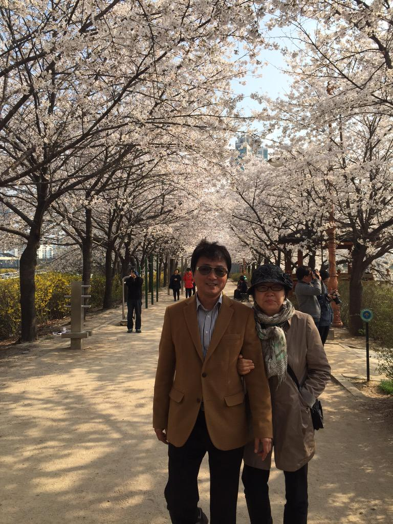 結婚記念日おめでとう!ずっと元気で仲良い夫婦でありますように http://t.co/epmgPu58fz