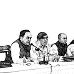 RT @ArvindChaturved: Dr @Swamy39  addressing a press conference in New Delhi today announcing a 2-day camp of Virat Hindustan Sangam http:/…