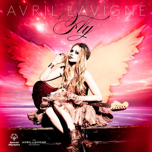 We're ready to #Fly with @AvrilLavigne! Can't wait for April 16th! http://t.co/reGWvTiSgg http://t.co/SLlPi1Ep5y