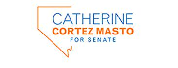 I'm proud to support my friend Catherine Cortez Masto in her bid for US Senate http://t.co/GVK2IyZFge