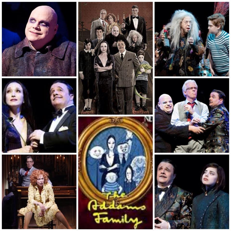 The Addams Family starring @kevinchamberlin @JackieHoffman16 @WesTayTay @KRYSTAR0DRIGUEZ opened 5yrs ago today  http://t.co/Wmg3FGmdel ^Rick