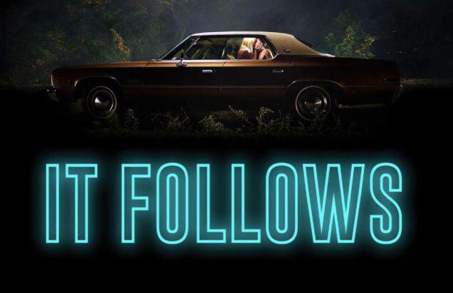 Still wiggling from the suspense of #ITFOLLOWS - @DRobMitchell made something horrifically special. Go see it NOW! http://t.co/WwyEQPFKhj