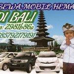 CAR RENTAL HEMAT+Driver di BALI WA/HP/Line +6285792179191/ 2981B86A klik http://t.co/bGjABsUXBN http://t.co/YMaVEUlStl @Jualanku_ID