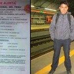 @Cuarto_Poder Buscan a Dustin Collazos, profesor de matemática desaparecido el 31 de marzo. Llamar al 964464966 http://t.co/xqYecv05kP