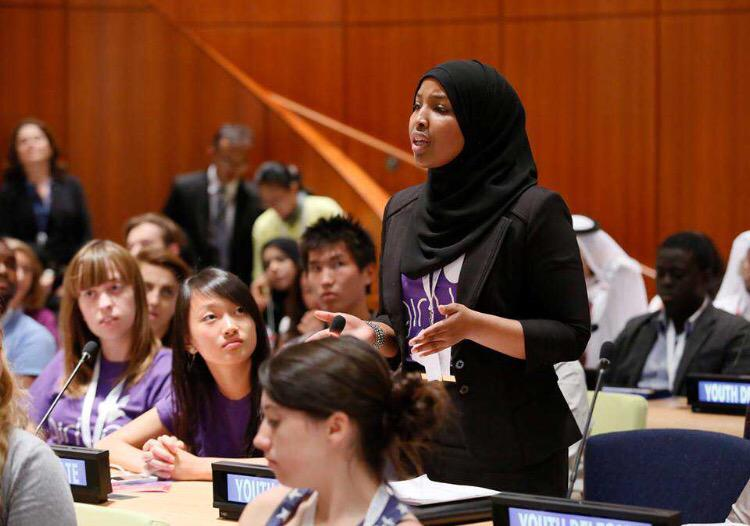 Remember her name: Munira Khalif. HS senior accepted to all 8 Ivy League schools. Congrats! http://t.co/f0aT2SLShE http://t.co/KXkwwbnIxr