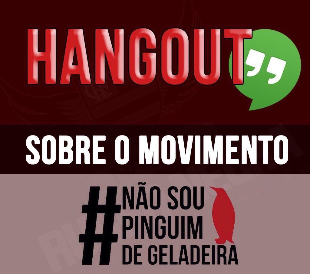 Hangout sobre o movimento Sócio Torcedor do Flamengo: http://t.co/wtyjw5glpt via @BlogSerFlamengo http://t.co/yTaz34v149