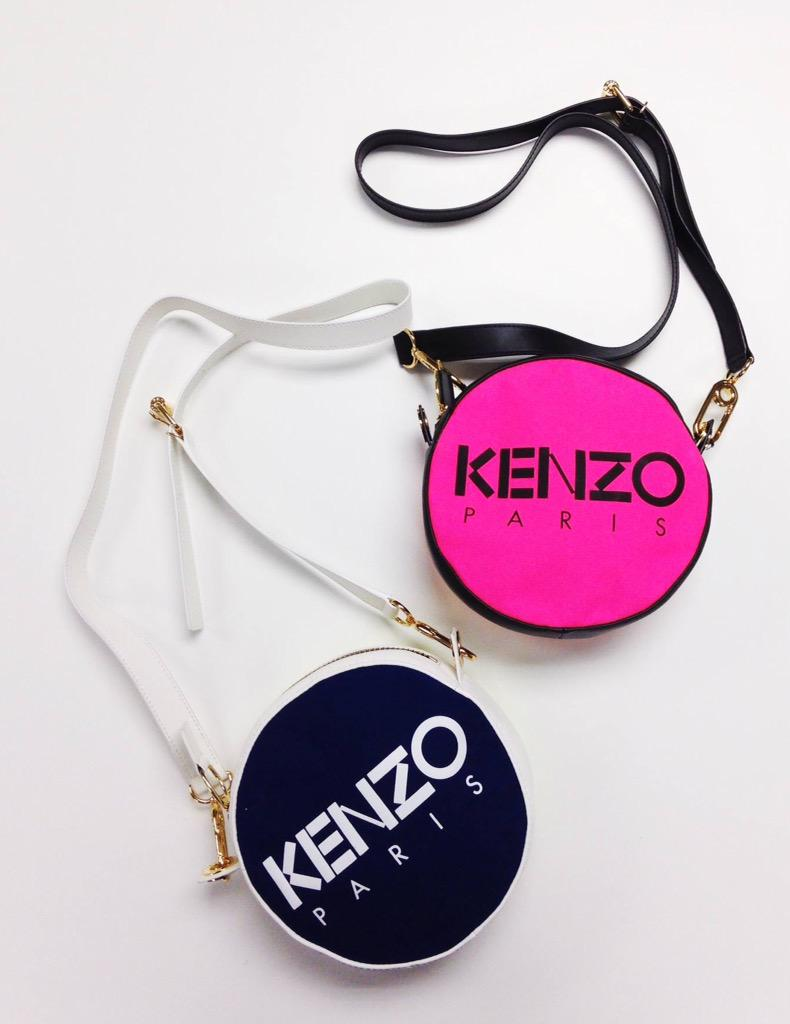 Perfect spring accessories from Kenzo. We'll have one of each please! http://t.co/nmwyXoVpy1